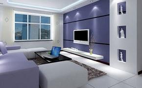 成都装修网,成都装修,成都装修公司,成都装修公司,馨居尚装饰成都电视背景墙怎么设计最好看?