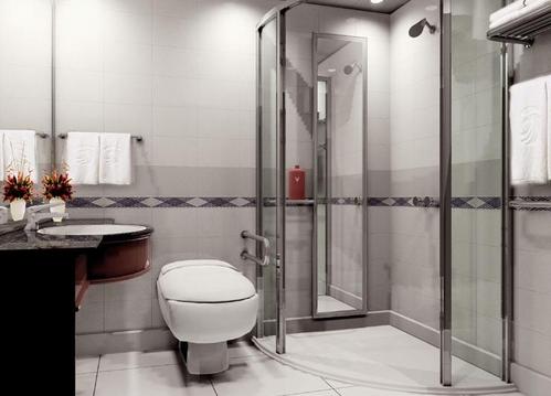 浴室瓷砖选择石英砖效果怎么样?