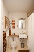 成都装修网,成都装修,成都装修公司,成都装修公司,馨居尚装饰日式小户型洗手间, 每一次的设计真周到