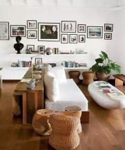 成都装修网,成都装修,成都装修公司,成都装修公司,馨居尚装饰沙发不靠墙放以后,空间显得非常有层次感