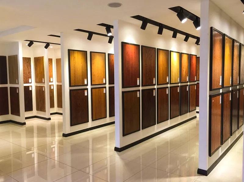 成都馨居尚装饰-材料展厅