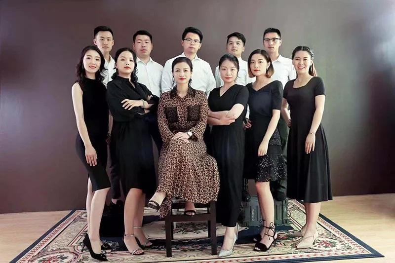 成都馨居尚装饰-设计团队