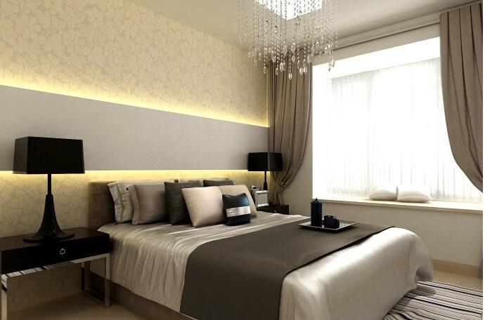 你的卧室适合哪种卧室装修效果图?
