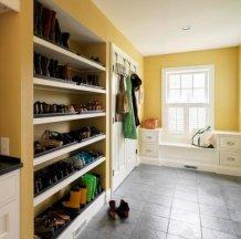 室内装修设计要规划好鞋柜的位置